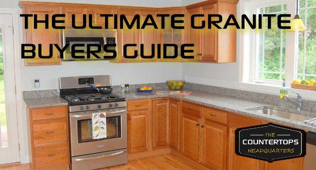 granite buyers guide