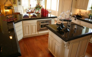 Absolute black granite price per sq foot Granite countertops price per square foot