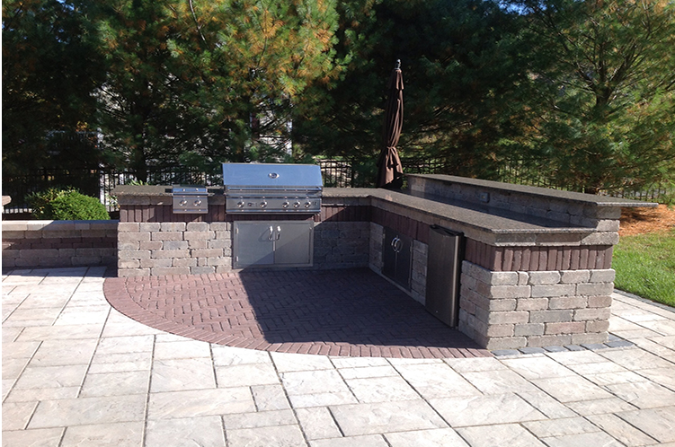 outdoor kitchen contractors weston ma countertops headquarters